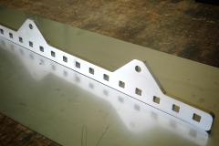 Exemple de pièce découpée au laser