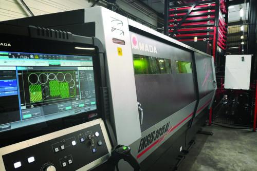 laser amada2